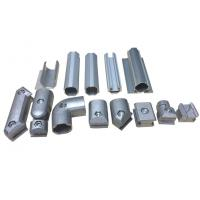 Wholesale Dia-cast Aluminum Drain Pipe Joints ROHS For Connecting Pipe And Joint Products from china suppliers
