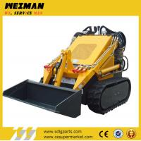 Wholesale hysoon hy380, mini track loader for sale, mini skid steer,small garden tractor loader back from china suppliers