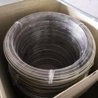 Wholesale ASTM A269 Stainless Steel Coil Tubing , Bright Annealed Stainless Steel Tubing from china suppliers