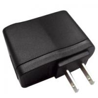 Wholesale Moblie phone charger with USA plug, USB charger, 5V adapter charger from china suppliers
