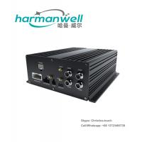 Wholesale HDD Mobile DVR for Taxi GPS+3G+WIFI Optional from china suppliers