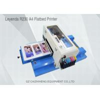 Wholesale Offset A4 Small Format UV Flatbed Printer , 1440dpi Eco Solvent Printing Machine from china suppliers