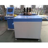 Buy cheap Full Automatic CNC Steel Pipe Rolling Machine , Rectangular Tube Bending Machine from wholesalers