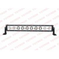 9000lm 22 100W Offroad LED Light Bar For Trucks and 4WD Automotive Lighting Fixtures