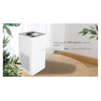 Buy cheap Smart Air Purifier Odor Sensor Filter Replacement Reminder High Cadr 180 M3/H from wholesalers