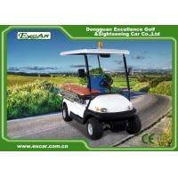 Wholesale CE Approved Electric Ambulance Car 2 Seats 3.7KW Motor Ambulance Golf Cart from china suppliers