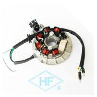 Wholesale Electronic Parts Honda Motorcycle Stator, Copper Motorcycle Magneto Coil from china suppliers