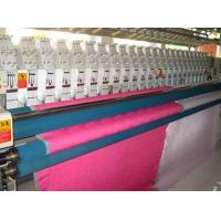 China Computerized Quilting & Embroidery Machinery on sale