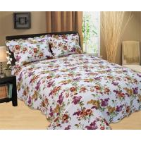Wholesale Durable Country Style Printed Quilt Set Hand Wash Natural Cotton Fabrics from china suppliers