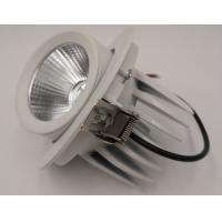 Wholesale 26w Cutting 105mm Gimbal LED Downlight Size 125mm , Led Recessed Eyeball Lights Easy To Mount from china suppliers