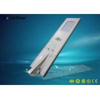 China All in One Integrated Solar LED Street Lamp Light Solar Energy with PIR Motion Sensor on sale