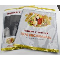 Wholesale Large - Capacity Moisturizing Cigar Plastic Bags Sponge With Humidified System Inside from china suppliers
