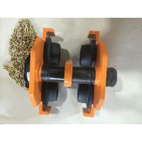 Wholesale Safety Manual Geared Push Trolley Hoist 0.5T - 30T For Wharf Use from china suppliers