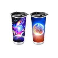 Wholesale 450ml PP Cup 3D Lenticular Printing Service For Promotion Gifts from china suppliers