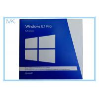 Wholesale Microsoft Windows 8.1 Pro 64 Bit Full SKU FQC-06913 Sealed Retail Package Windows 8.1 Download 32 Bit from china suppliers