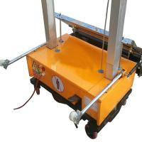 Wholesale ZB800-4A Automatic Wall Rendering Machine For Sale Wall Cement Plastering Machine from china suppliers