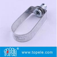 Buy cheap UL Standard E489690 Steel Clevis Hanger / Pipe Clamps For Tunnels, Culverts Strut Channel Unistrut Fittings from wholesalers