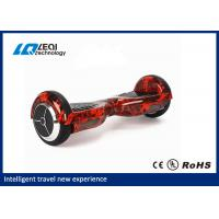 Standing 700 Watts 10 Inch Smart Balance Scooter With ABS And PC Material