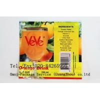 Wholesale 13 Colors Gravure Printing PVC Shrink Label OEM / ODM , Bottle Wrap Labels from china suppliers