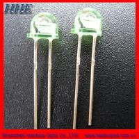 Wholesale 5mm Color Diffused Green Light Helmet LED Components (HH-53OCDG539) from china suppliers