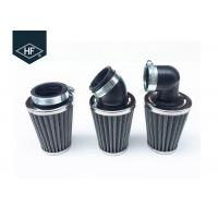 Wholesale customs other motorcycle parts universal air filter 90° 45° 35mm 42mm 48mm available from china suppliers