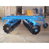 Wholesale Semi-Mounted Offset Disc Harrow For Crushing Clods After Tillage , Heavy-Duty from china suppliers