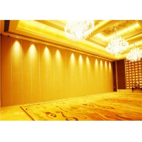 Wholesale Hotel Movable Partition Wall Construction System Sliding Wall Well Done from china suppliers