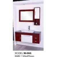 Wholesale MDF Bathroom Cabinet (W-066) from china suppliers
