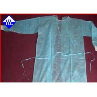 Wholesale Disposable Medical Surgical Gowns Non Woven Fabric Anti Pull 10GSM - 60GSM from china suppliers