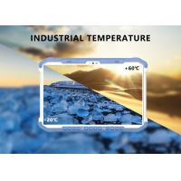 Buy cheap High Precision GPS Positioning Handheld Rugged Tablet Android 8.1 With Barcode from wholesalers
