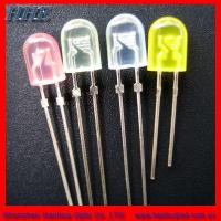 Wholesale 5mm Oval LED Diode (RoHS, SGS&CE) from china suppliers