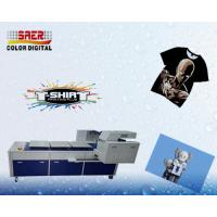 China Automatic A3 Size T Shirt Digital Printer Pigment Ink With Pretreatment on sale