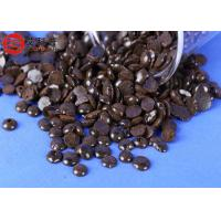 Wholesale CI Coumarone Indene Resin Good Reinforcing Agent Resin Blend , Burnt Almond Granule from china suppliers