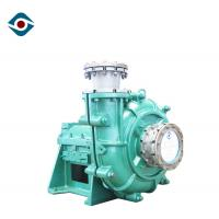 Wholesale Metal Lining Horizontal Slurry Pump , Sand Experienced Submersible Slurry Pump from china suppliers