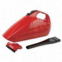 Wholesale 12V Auto Vacuum Cleaner with 35 to 60W Power, Ideal for Toughest Wet or Dry Clean from china suppliers