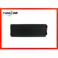 Quality 4CH Intelligent Mobile NVR MDVR Recorder For Truck Bus CCTV Surveillance for sale