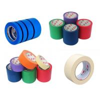 colored masking tapes