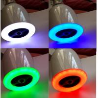 Wholesale Wireless LED Music Light With Bluetooth Speaker And RGB Color APP Control from china suppliers