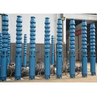 China Electric Borehole Deep Well Submersible Pump 9m3/H - 2500m3/H Flow For Irrigation System on sale