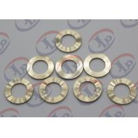 Wholesale Precision CNC Machining Services , Brass Flat Washers with Ra 1.6 Roughness from china suppliers