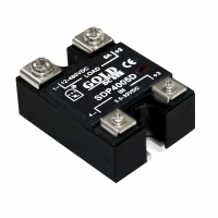Wholesale CUL RoHS 12-480VDC SSR Relay from china suppliers