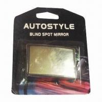Wholesale Blind Spot Mirror, Fits all Car, Truck, Vans and RVS, with Self Adhesive from china suppliers