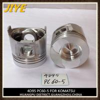 Wholesale diesel engine piston, 95mm piston for komatsu S4D95 from china suppliers