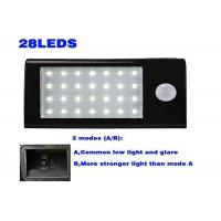 Wholesale Security Led Solar Powered Outdoor Lights With Motion Detector Energy Saving from china suppliers