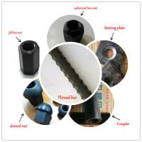 Cold Forging Scaffolding Accessories Carbon Steel Spherical Seat Hex Nut