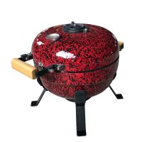 Wholesale 12 Inches Tabletop Kamado Grill Not Coated Finished Easily Cleaned from china suppliers