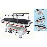 Wholesale Electric Patient Stretcher Trolley With Rise And Fall System Adjustable Cart Medical Electric Bed (ALS-ST006) from china suppliers