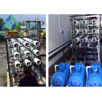 Wholesale High TDS Rejection Seawater Treatment Plant Seawater Desalination Unit 4.0-6.5 Mpa from china suppliers