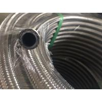 Quality VMT AN12 Nylon Braided Pump Oil Cooling Hose for sale
