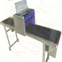 China Chip Control Egg Printing Machine Easy Operation With Maintenance - Free Design on sale